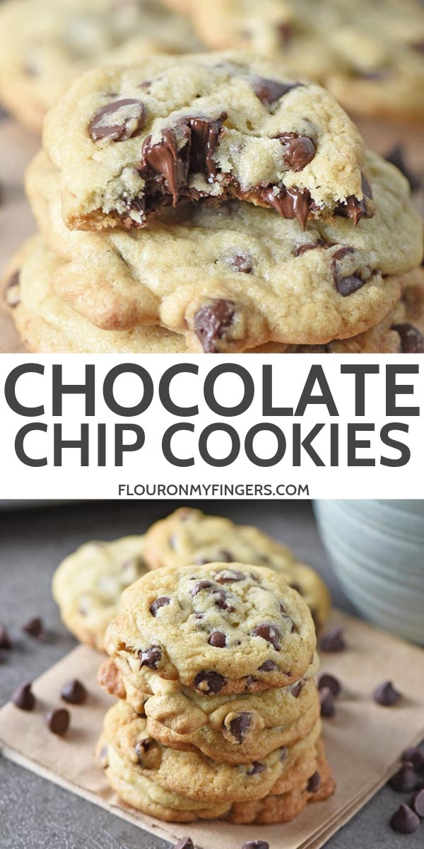 easy chocolate chip cookies recipe