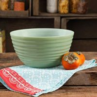The Pioneer Woman Timeless Beauty Ribbed Glass Bowl