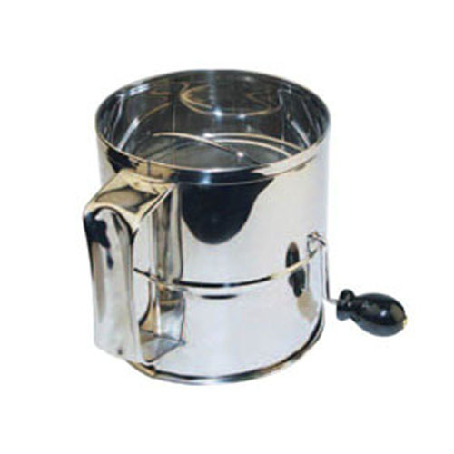 Winco Rotary Flour Sifter